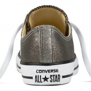 CONVERSE ALL STAR CTAS OX ASH GREY/BLACK/WHITE