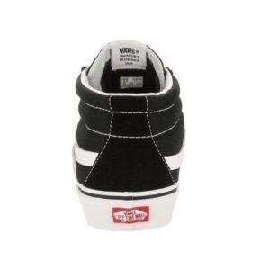 VANS SK8-MID REISSUE B BLACK/TRUE WHITE