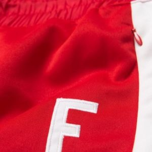 FRANKLIN&MARSHALL FLEECE PANTS UNI UNI LONG FIRE RED