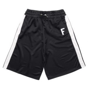 FRANKLIN&MARSHALL FLEECE PANTS UNI UNI LONG BLACK
