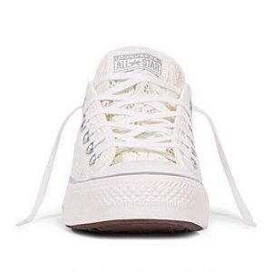 CONVERSE ALL STAR CTAS OX WHITE/WHITE/MOUSE