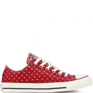 CONVERSE ALL STAR CTAS OX GYM RED/GARNET/ATHLETIC NAVY
