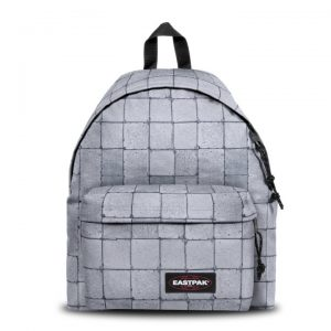 EASTPAK PADDED PAK'R 67T CRACKED WHITE