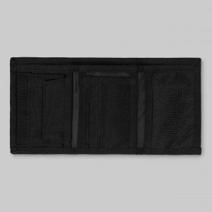 CARHARTT PAYTON WALLET BLACK/WHITE