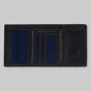 CARHARTT ASHTON WALLET DARK NAVY