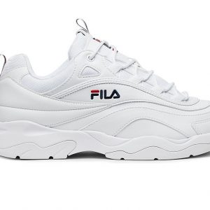 FILA RAY LOW WHITE