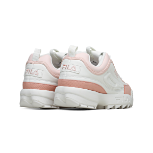 FILA DISRUPTOR CB LOW MARSHMALLOW/SALMON
