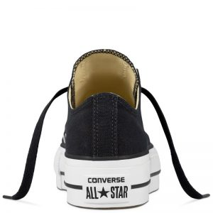 CONVERSE ALL STAR CTAS LIFT OX BLACK/WHITE/WHITE