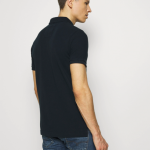 SUPERDRY CLASSIC PIQUE S/S POLO ECLIPSE NAVY