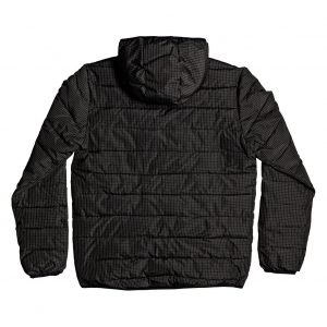 DC SHOES CASACO MENS TURNER PUFFER BLACK